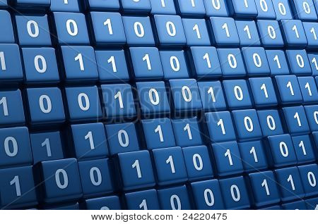 Binary Cubes
