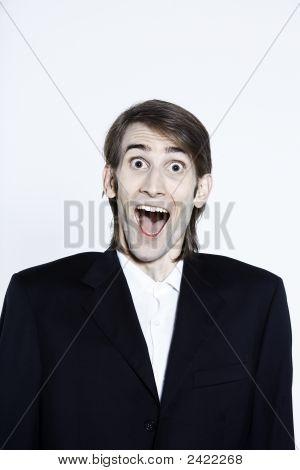 Happy Tall Guy