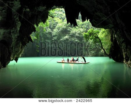 Chinese Cave