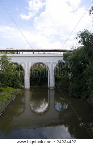 Moscow aqueduct