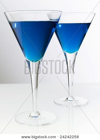 Blue Cocktail