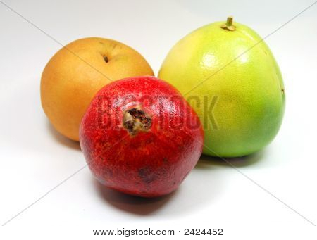 Fruit Trio