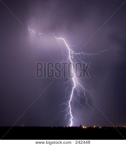 Rattlesnake Lightning