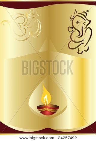 Érico Diwali cartão