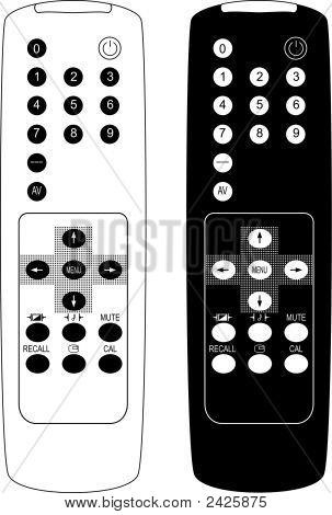 Remote Control The Tv