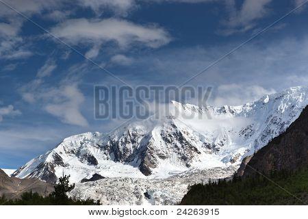 Midui Glacier
