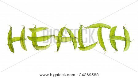 Pea Pods Spelling Health