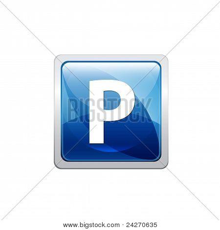 Blue Button Parking