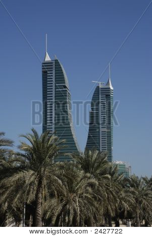Bahrain Financial Harbour, Towers, Bahrain