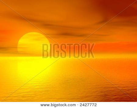 Sun And Water