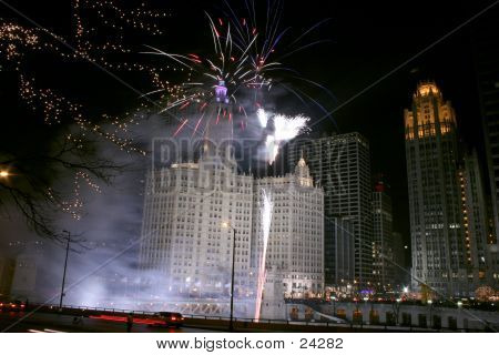 Chicago Fireworks 2