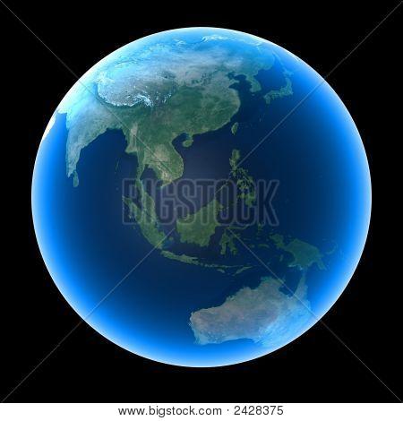 Planeta tierra - Asia & Oceanía