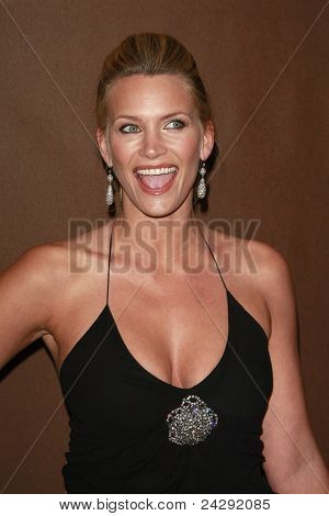LOS ANGELES - FEB 19: Natasha Henstridge at the 10th Annual Costume Designers Guild Awards held at the Beverly Wilshire Hotel on February 19, 2008 in Beverly Hills, California.