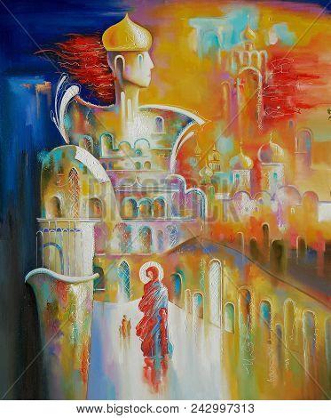 Artwork Orthodox Russia Author Nikolay