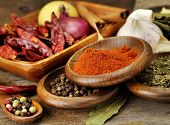 Spices Assortment
