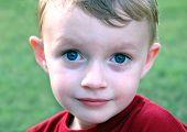 Child Portrait 1 poster