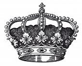 picture of romanov  - crown - JPG