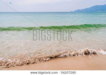 Distant Beach