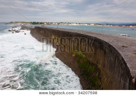 Sea In Socoa