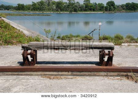 Makeshift Bench