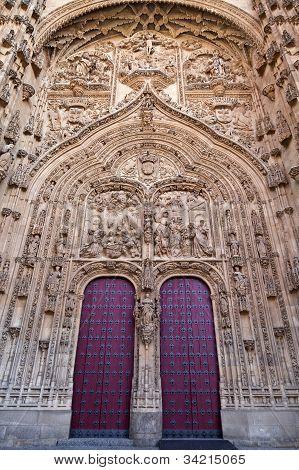 Salamanca New Cathedral (Catedral Nueva)