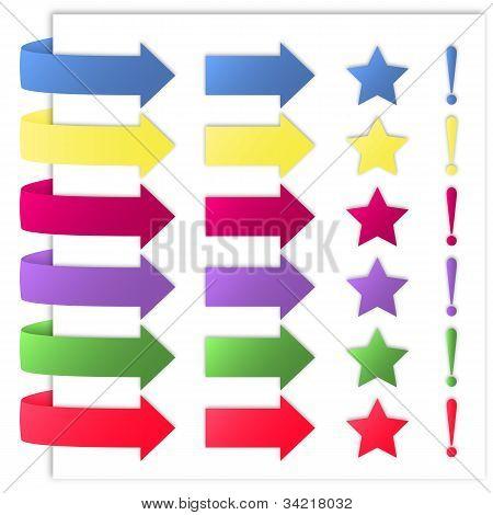 Arrows And Symbols