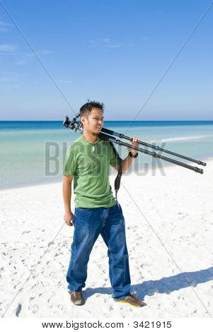 Photographer On Location