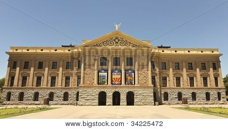Arizona State Capitol Building en Phoenix, Arizona