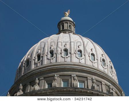 Cúpula de Capitólio do estado de Idaho