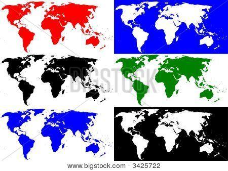 6World Maps Copy