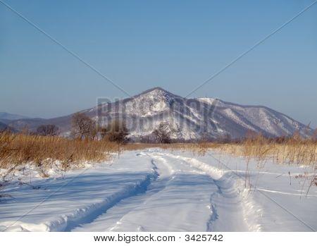 Mountains Sihote-Alin