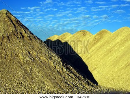 Mountains Of Dirt