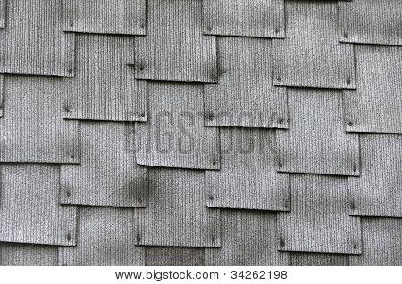 Asphalt Felt Wall
