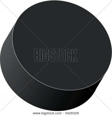 Hockey Puck.