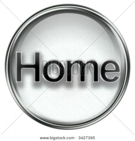 Home Icon Grey