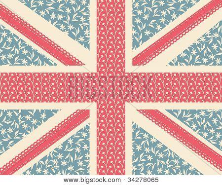 Floral Union Jack