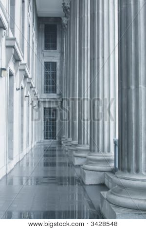 Law And Order Pillars In The Supreme Court