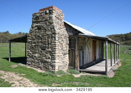 Old Stockmans Hut