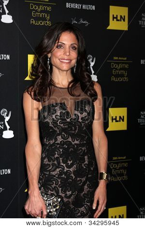 LOS ANGELES - JUN 23:  Bethenny Frankel arrives at the 2012 Daytime Emmy Awards at Beverly Hilton Hotel on June 23, 2012 in Beverly Hills, CA
