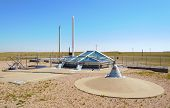 foto of icbm  - Minuteman Missile National Historic Site - JPG