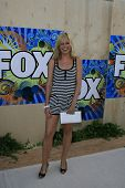 SANTA MONICA, CA - JUL 23: Bonnie Muirhead Fox Summer TCA Press Tour All Star Party at the Santa Mon