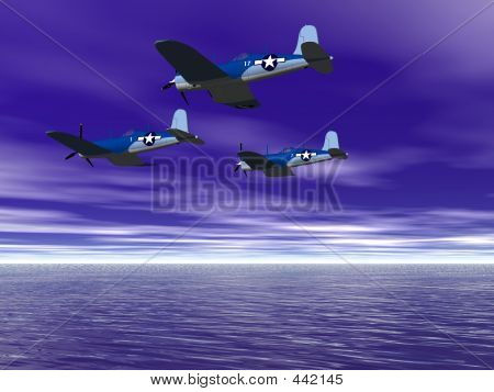 Old Fighter Squadron