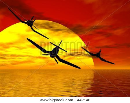 Sunset Squadron