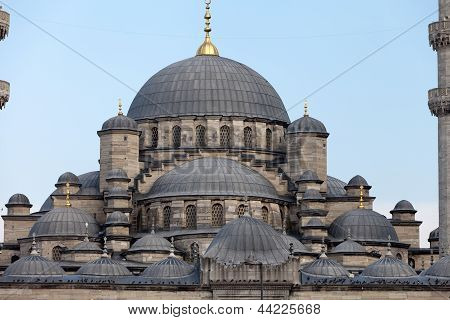 Istambul - The Sultan Ahmed Mosque