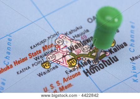 Destination: Honolulu