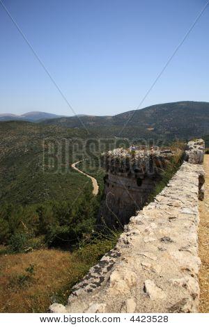 View From Ayios Georgios Castle