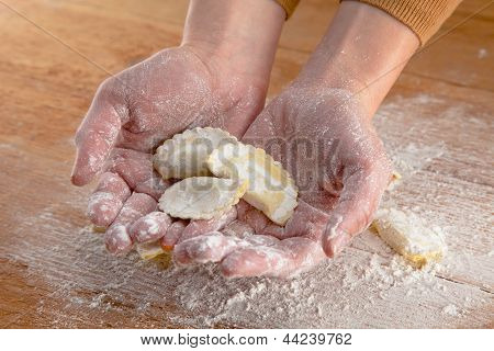 Raw Fresh Pasta