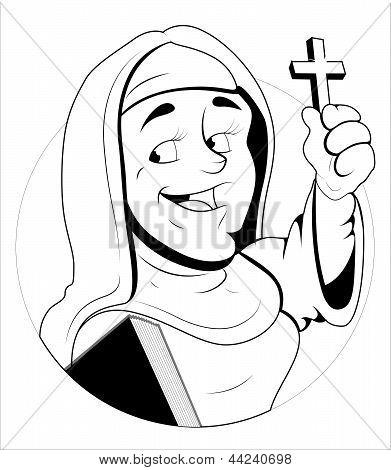 Nun Character