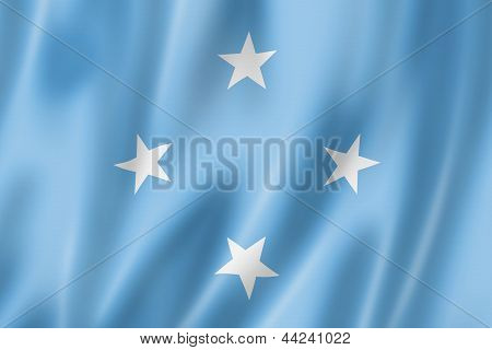 Micronesian Flag