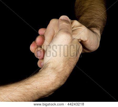 give me ha hand